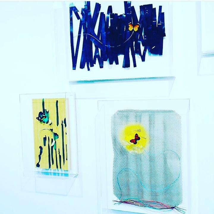 BUTTERFLIES IN CONTEMPORARY ART